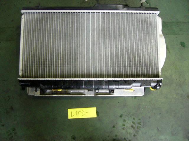Радиатор ДВС SUBARU LEGACY WAGON BH9 EJ25. Фото 11