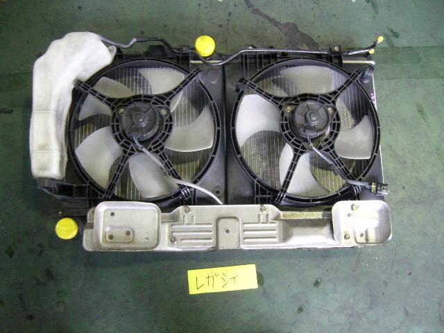 Радиатор ДВС SUBARU LEGACY WAGON BH9 EJ25. Фото 10
