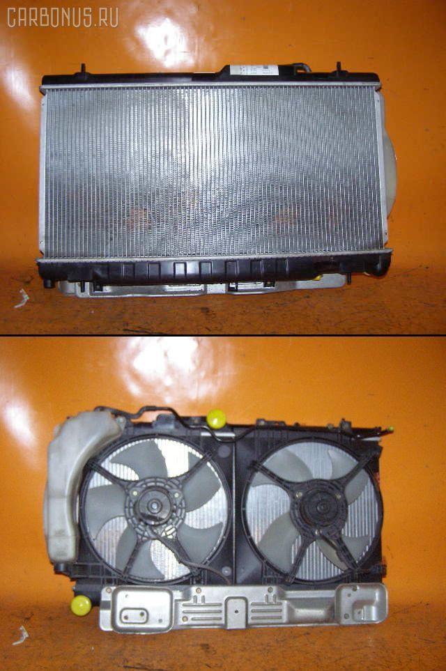 Радиатор ДВС SUBARU LEGACY WAGON BH9 EJ25. Фото 9