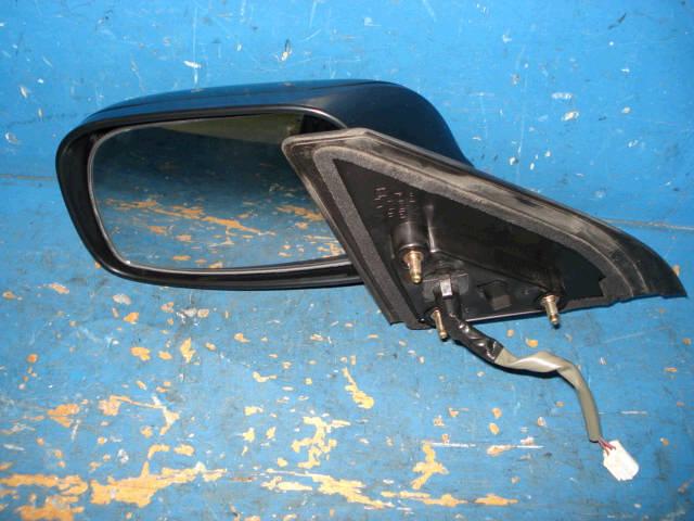 Зеркало двери боковой TOYOTA SUCCEED NCP51V. Фото 5