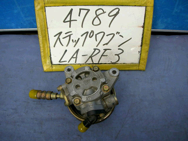 Гидроусилитель HONDA STEP WGN RF3 K20A. Фото 10