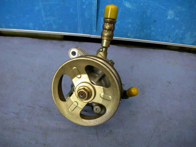Гидроусилитель HONDA STEP WGN RF3 K20A. Фото 8