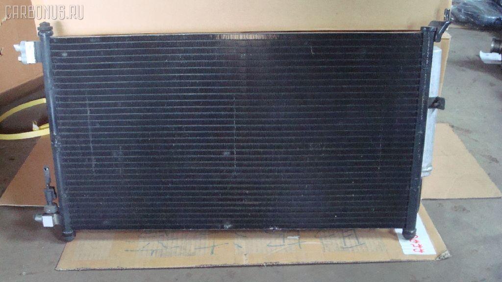 Радиатор кондиционера NISSAN CUBE BZ11 CR14DE. Фото 4
