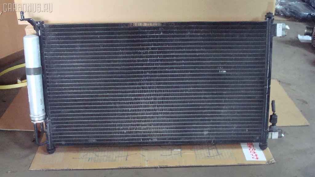 Радиатор кондиционера NISSAN CUBE BZ11 CR14DE. Фото 7