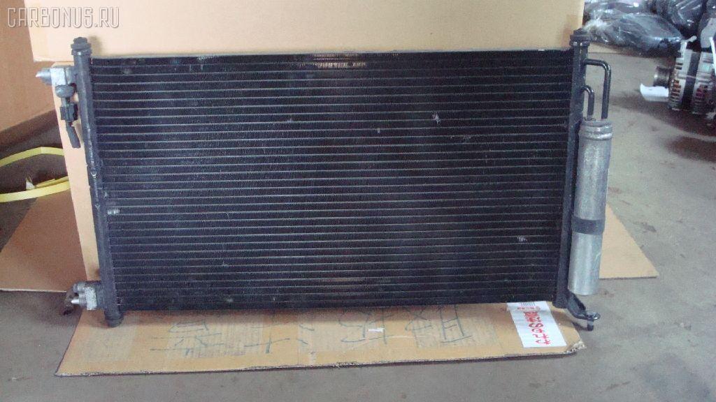 Радиатор кондиционера NISSAN CUBE BZ11 CR14DE. Фото 8