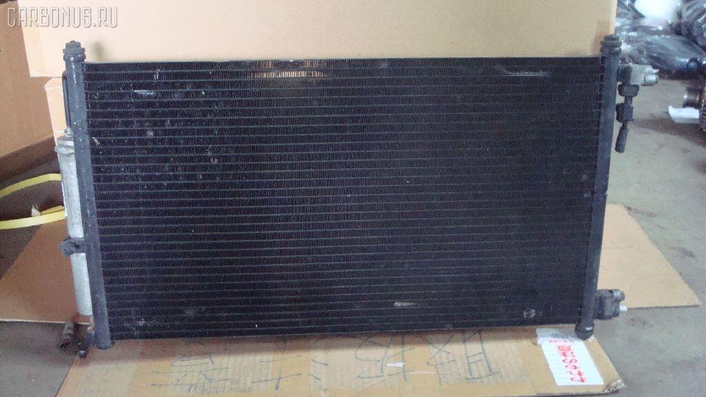 Радиатор кондиционера NISSAN CUBE BZ11 CR14DE. Фото 9