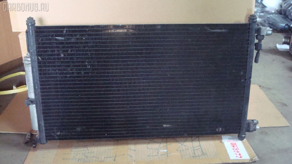 Радиатор кондиционера NISSAN CUBE BZ11 CR14DE. Фото 11