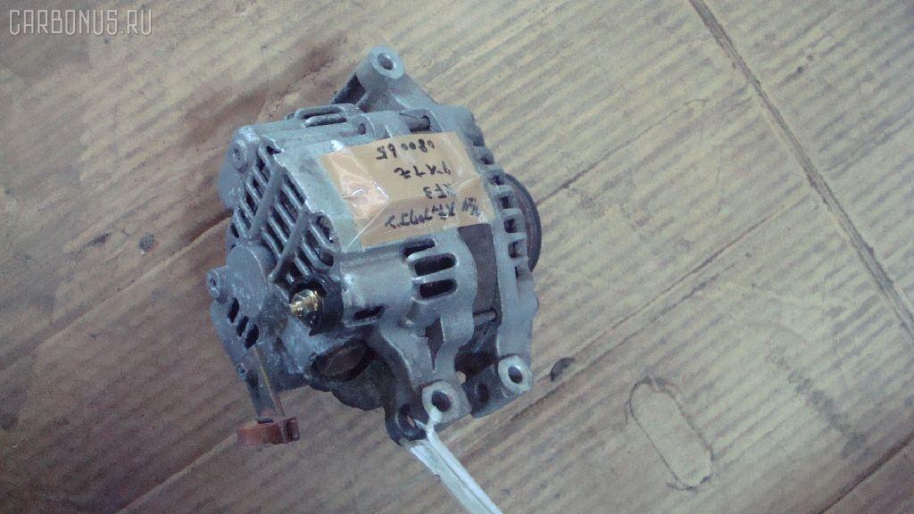 Генератор HONDA STEP WGN RF3 K20A. Фото 5