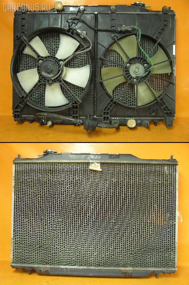 Радиатор ДВС HONDA STEP WGN RF3 K20A. Фото 4