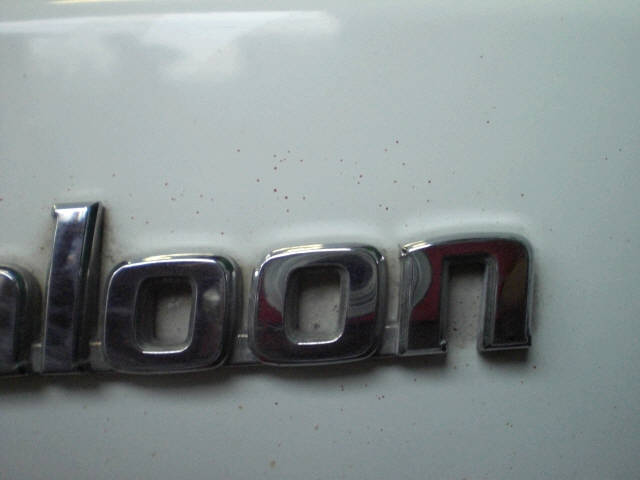 Крышка багажника NISSAN SUNNY FNB15. Фото 6