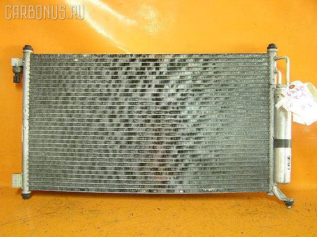 Радиатор кондиционера NISSAN MARCH AK12. Фото 1