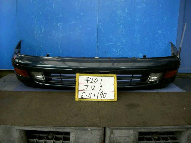 Бампер TOYOTA CORONA ST190. Фото 7