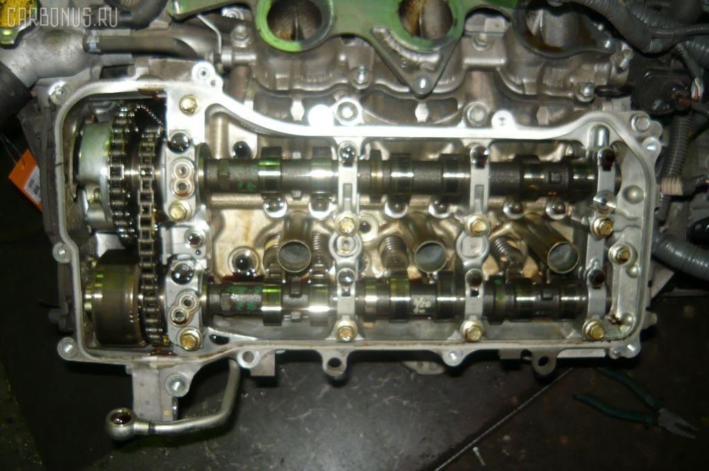 Двигатель TOYOTA MARK X GRX120 4GR-FSE. Фото 1