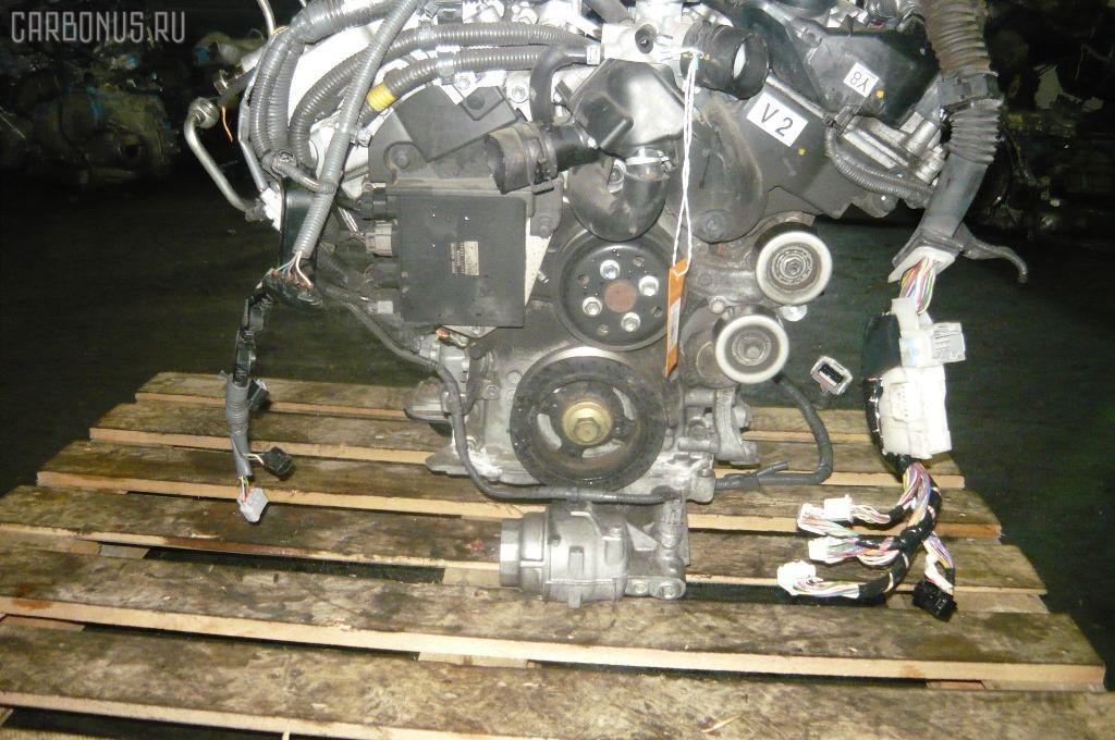 Двигатель TOYOTA MARK X GRX120 4GR-FSE. Фото 4