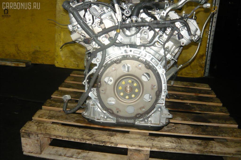 Двигатель TOYOTA MARK X GRX120 4GR-FSE. Фото 7