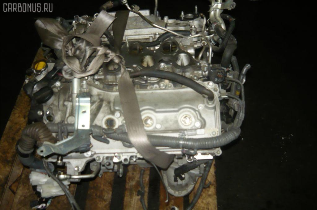 Двигатель TOYOTA MARK X GRX120 4GR-FSE. Фото 9