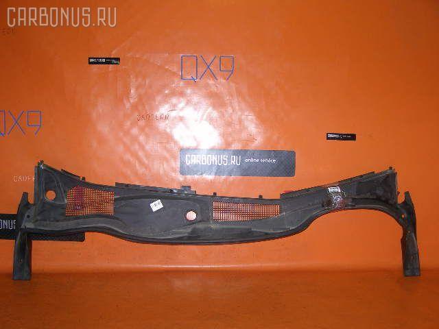 Решетка под лобовое стекло TOYOTA MARK X GRX120 Фото 1