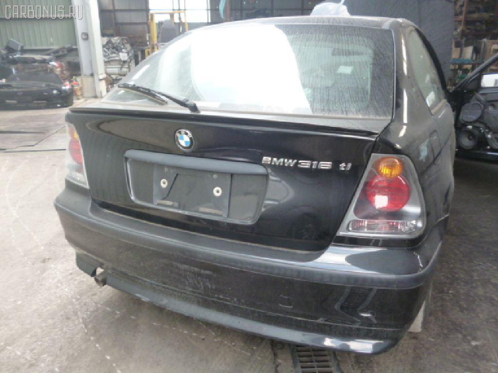 Порог кузова пластиковый ( обвес ) BMW 3-SERIES E46-AT52 Фото 6