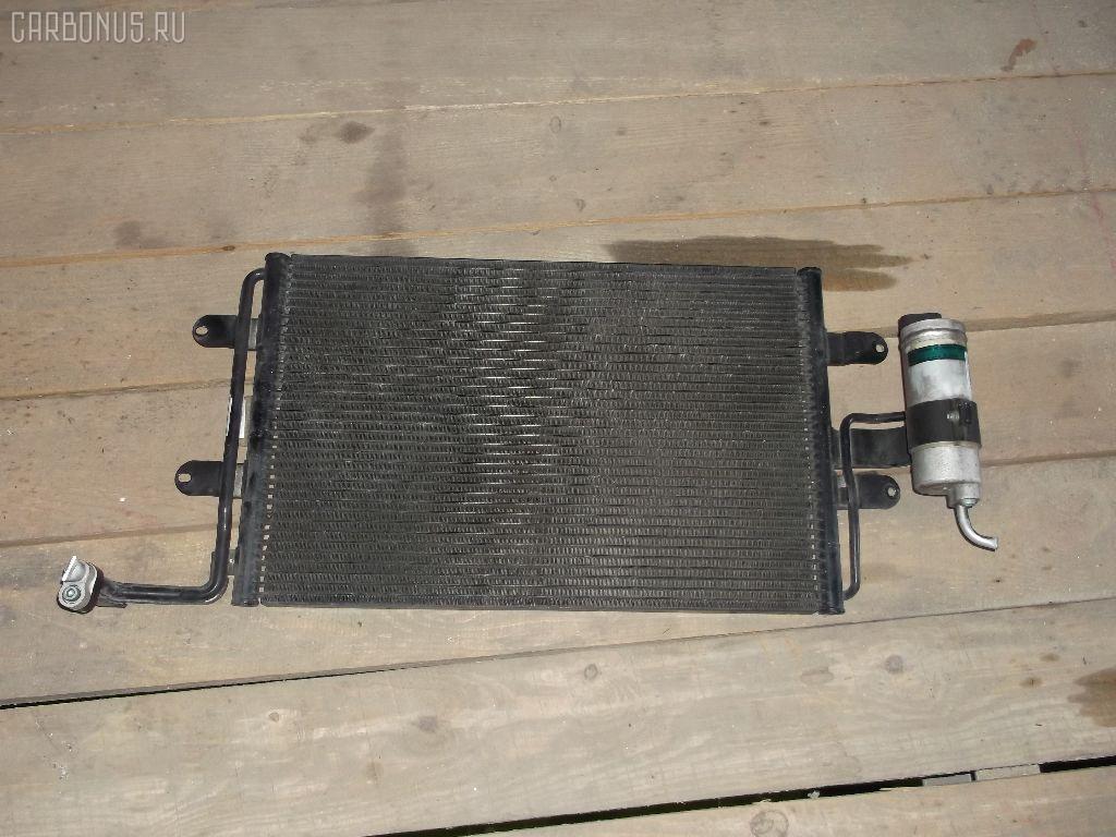 Радиатор кондиционера VOLKSWAGEN GOLF IV 1JAGU AGU Фото 5