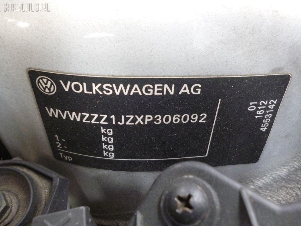 Радиатор кондиционера VOLKSWAGEN GOLF IV 1JAGU AGU Фото 2