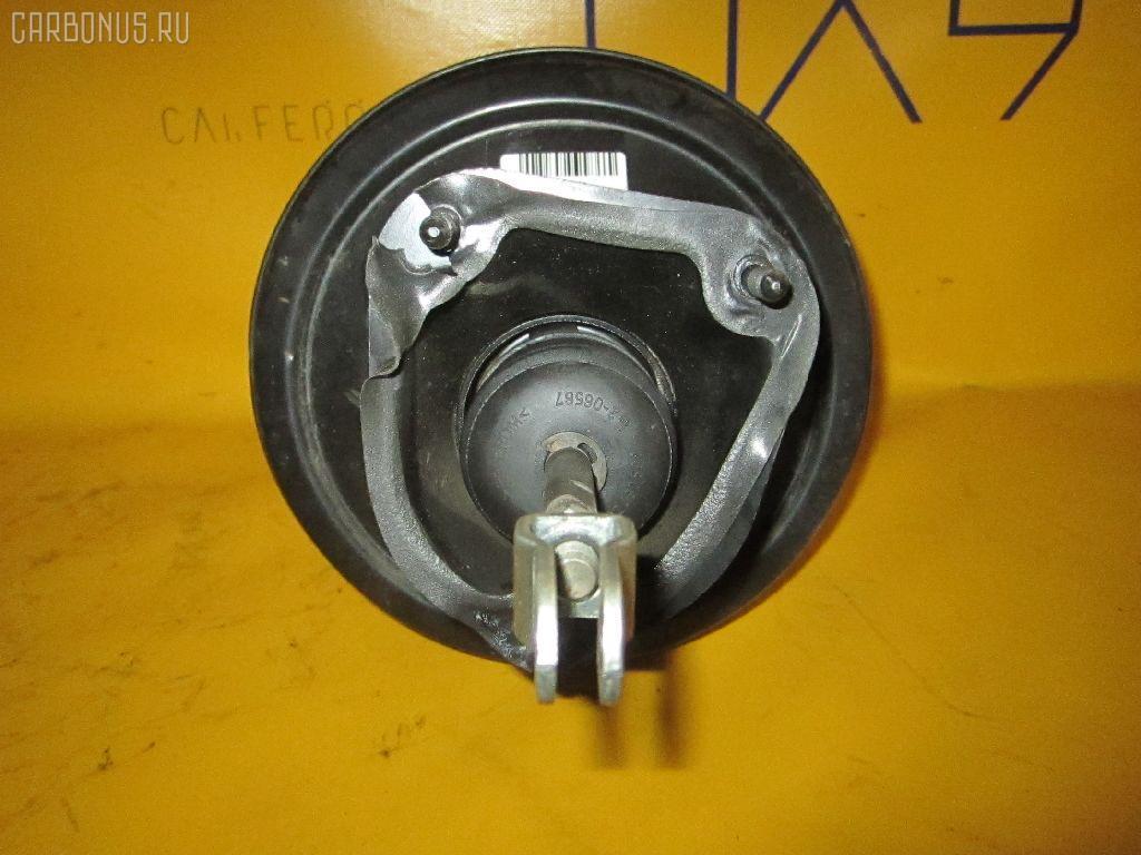 Главный тормозной цилиндр OPEL OMEGA B W0L000026 X25XE Фото 3