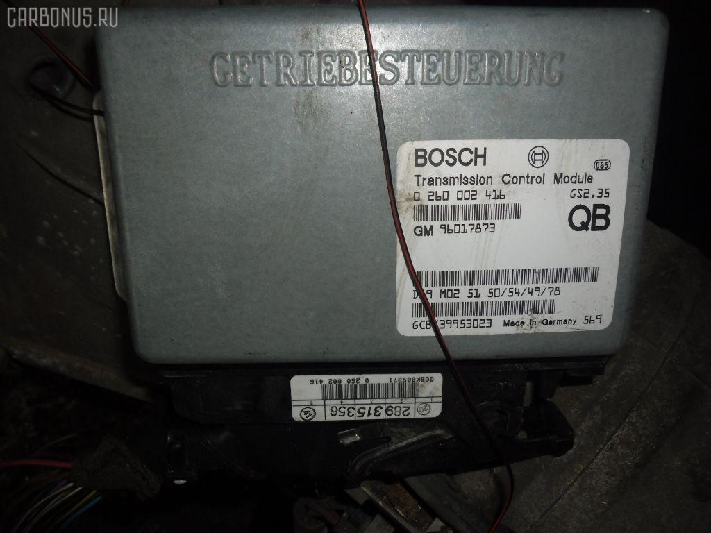 КПП автоматическая OPEL OMEGA B W0L000026 X25XE Фото 3