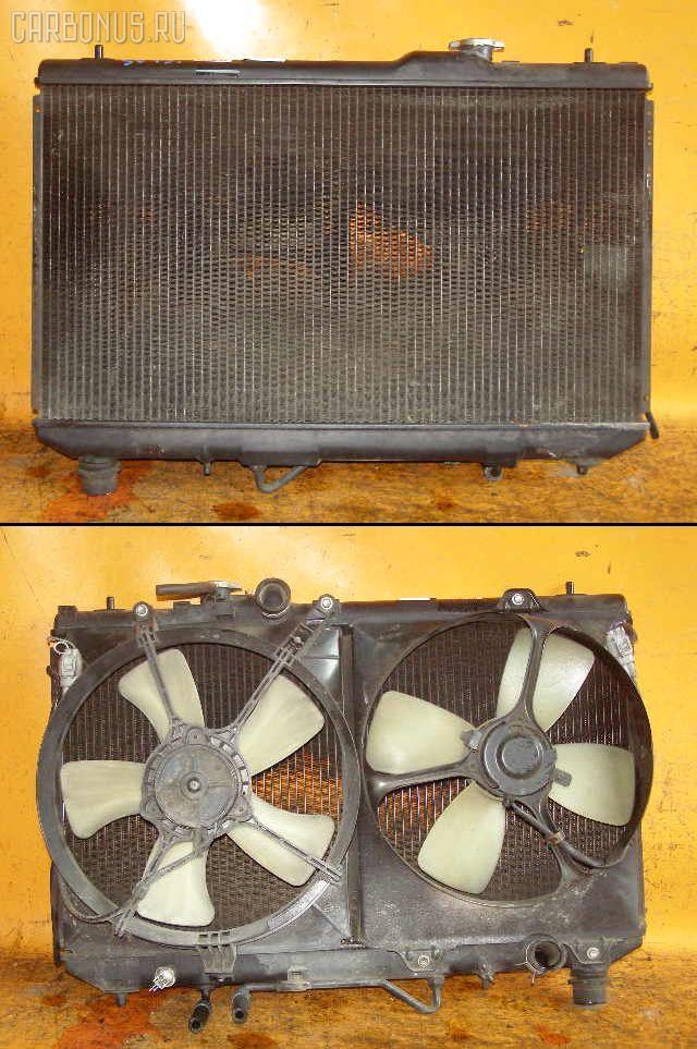 Радиатор ДВС TOYOTA VISTA SV43 3S-FE. Фото 1
