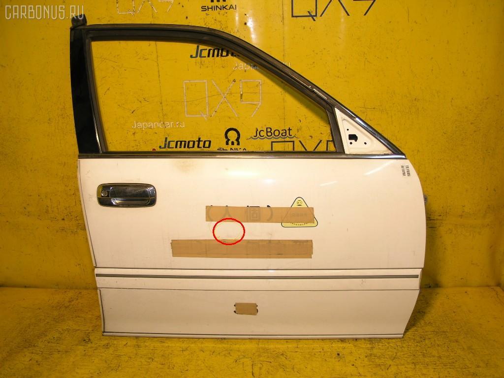 Дверь боковая TOYOTA CROWN GS171. Фото 1