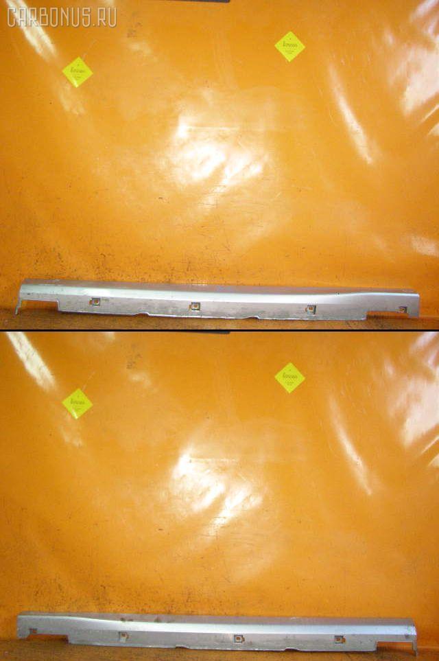 Порог кузова пластиковый ( обвес ) HONDA INTEGRA DC5. Фото 3