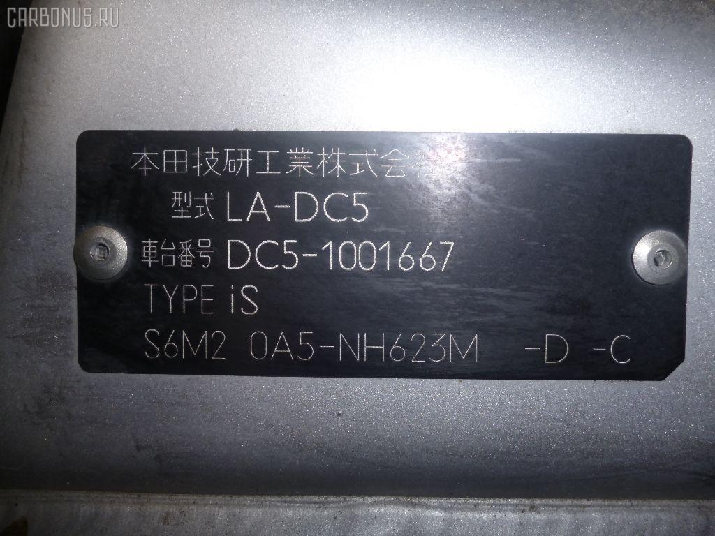 Телевизор HONDA INTEGRA DC5 K20A Фото 7