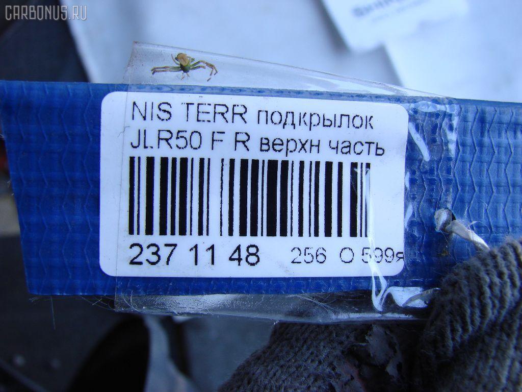 Подкрылок NISSAN TERRANO JLR50 Фото 5