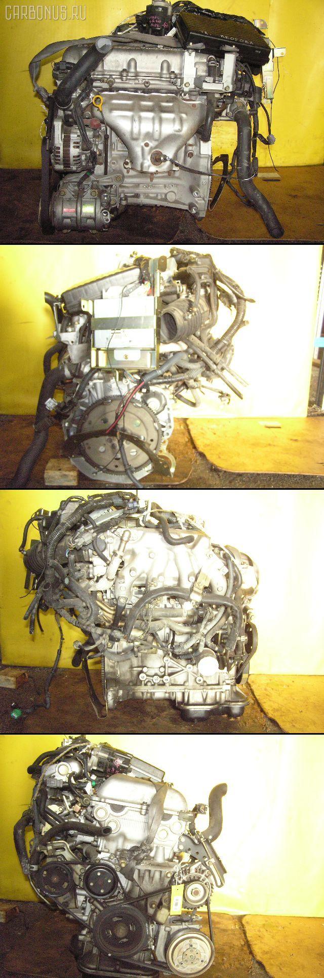 Двигатель NISSAN SERENA PC24 SR20DE. Фото 2