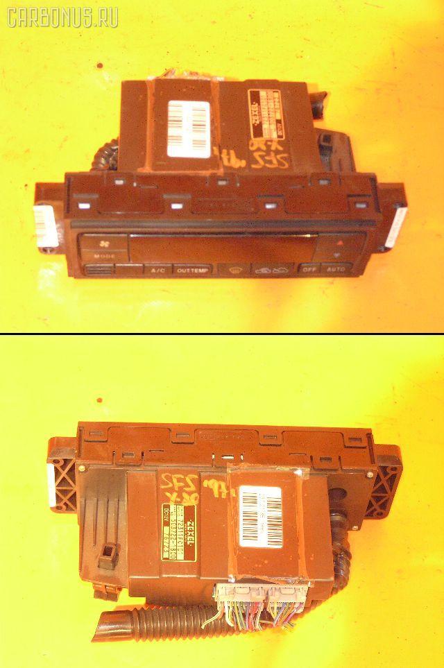 Блок управления климатконтроля SUBARU FORESTER SF5 EJ20-T. Фото 2