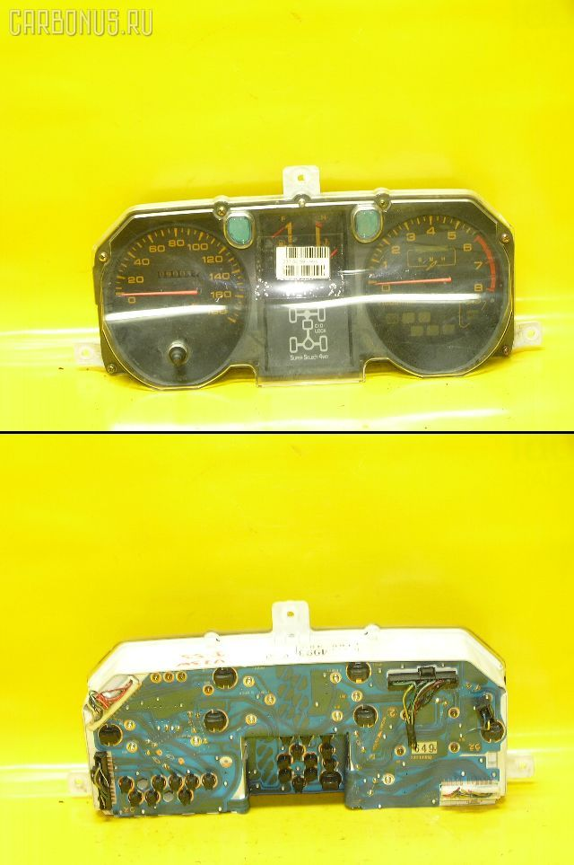 Спидометр MITSUBISHI PAJERO V23W 6G72. Фото 1