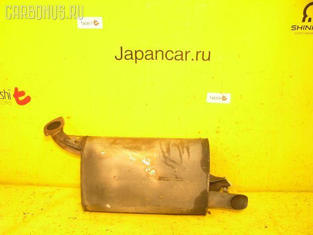 Глушитель TOYOTA CROWN JZS171 1JZ-GE. Фото 1