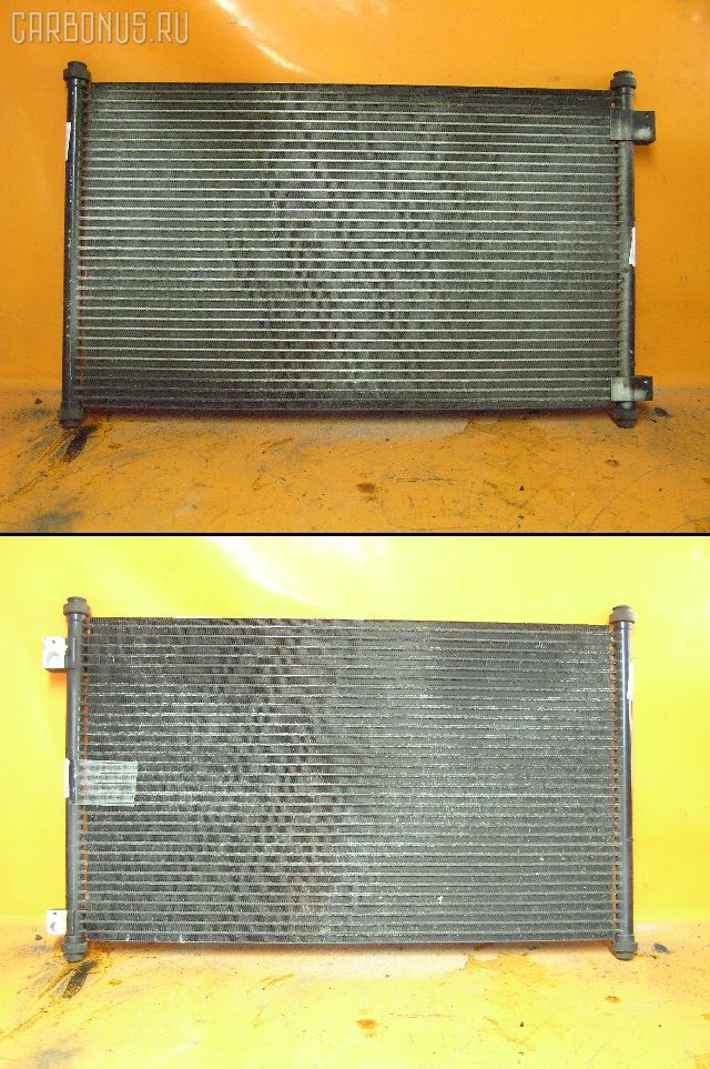 Радиатор кондиционера HONDA INSPIRE UA5 J32A. Фото 2