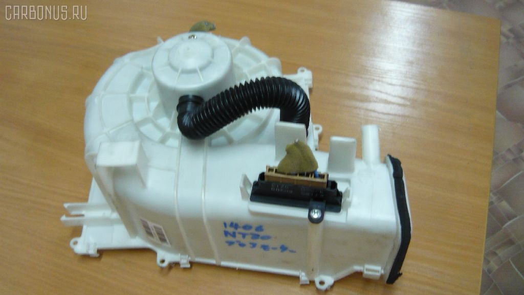 Мотор печки NISSAN X-TRAIL NT30. Фото 2