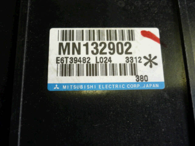 Блок EFI MITSUBISHI COLT Z25A 4G19. Фото 2