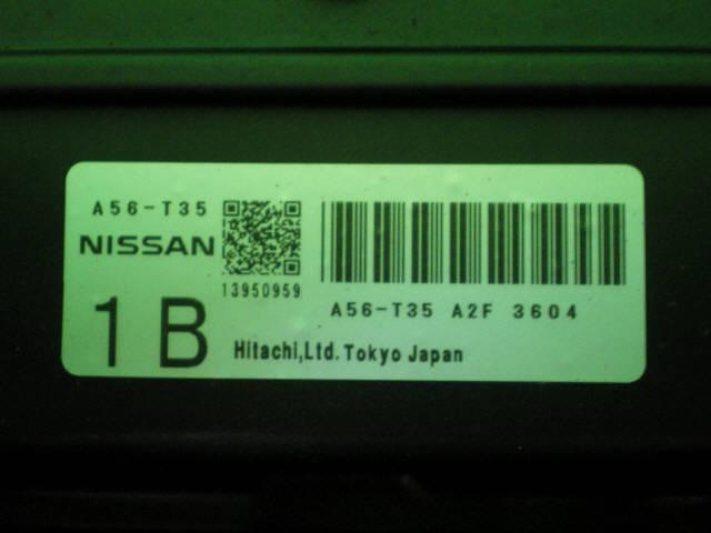 Блок EFI NISSAN AD VAN VY11 QG13DE. Фото 1