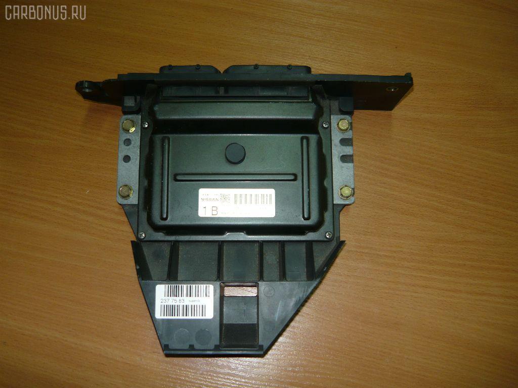 Блок EFI NISSAN AD VAN VY11 QG13DE. Фото 3