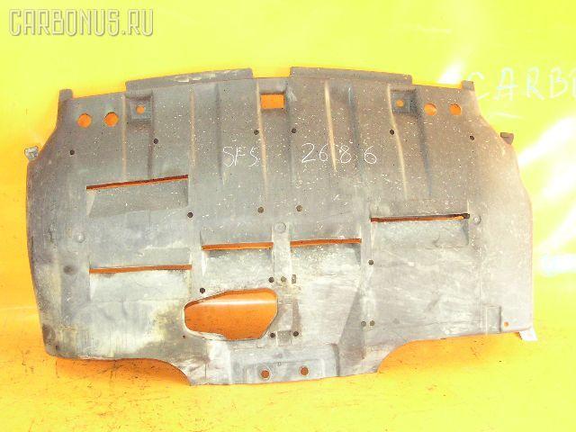 Защита двигателя SUBARU FORESTER SF5 EJ20. Фото 1