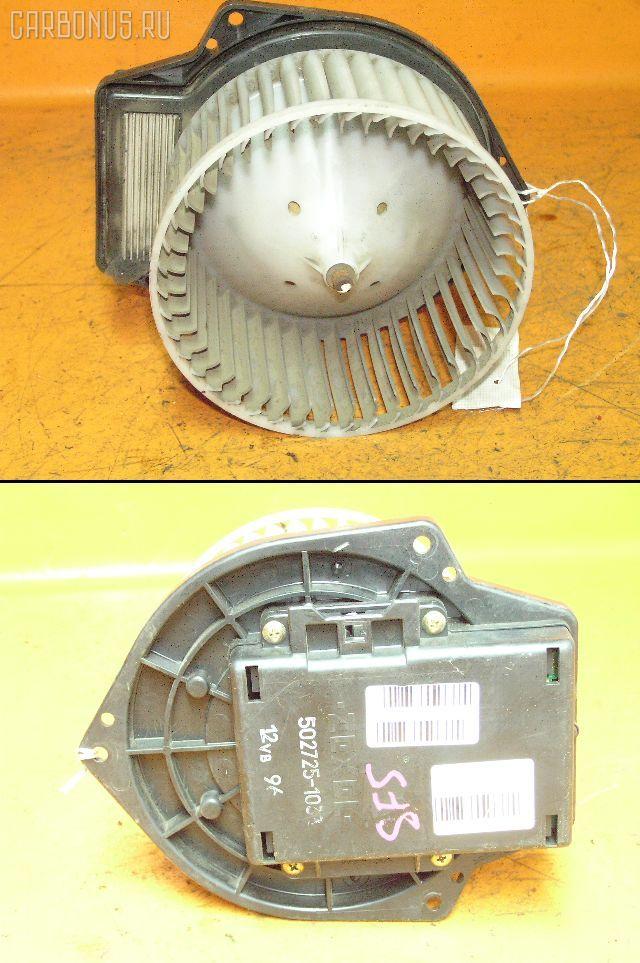 Мотор печки SUBARU FORESTER SF5. Фото 1