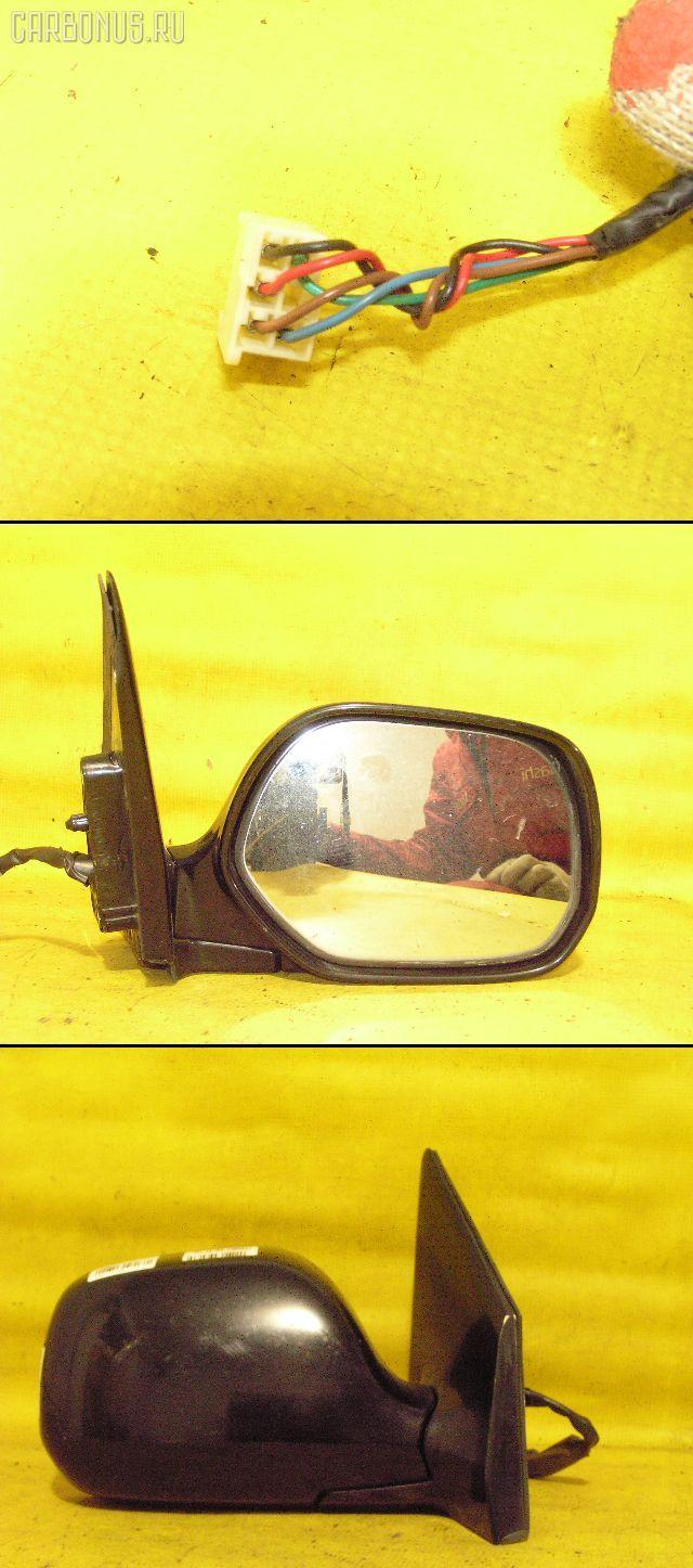 Зеркало двери боковой TOYOTA GAIA SXM15G. Фото 1