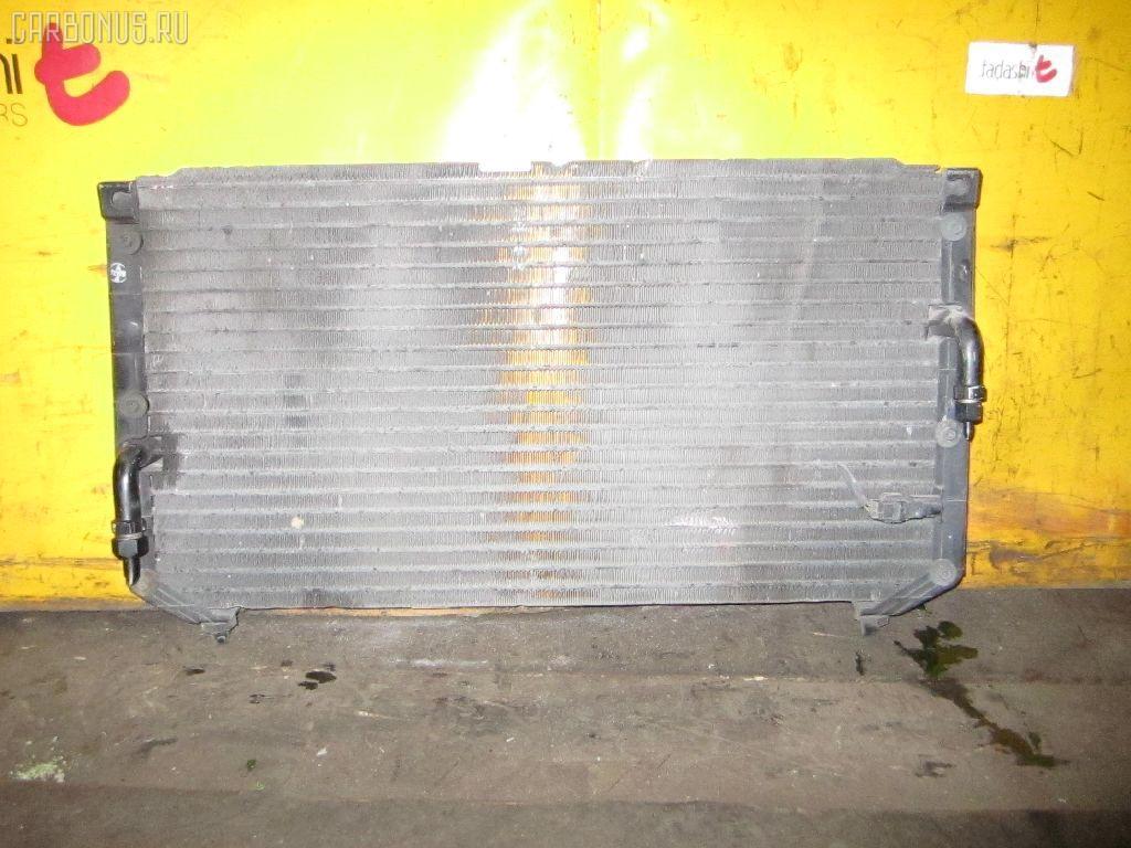 Радиатор кондиционера TOYOTA CALDINA AT191G 7A-FE. Фото 9