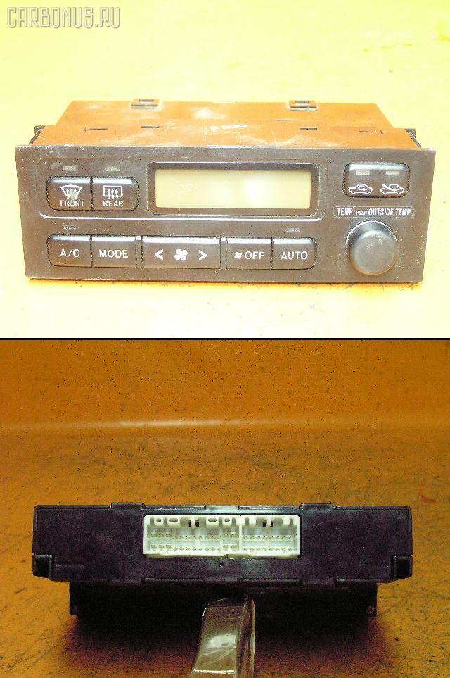 Блок управления климатконтроля TOYOTA IPSUM SXM10G 3S-FE. Фото 1