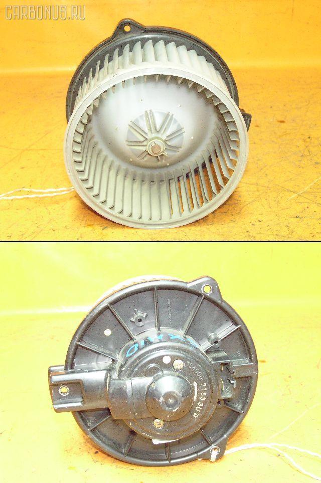 Мотор печки TOYOTA GAIA SXM10G. Фото 1