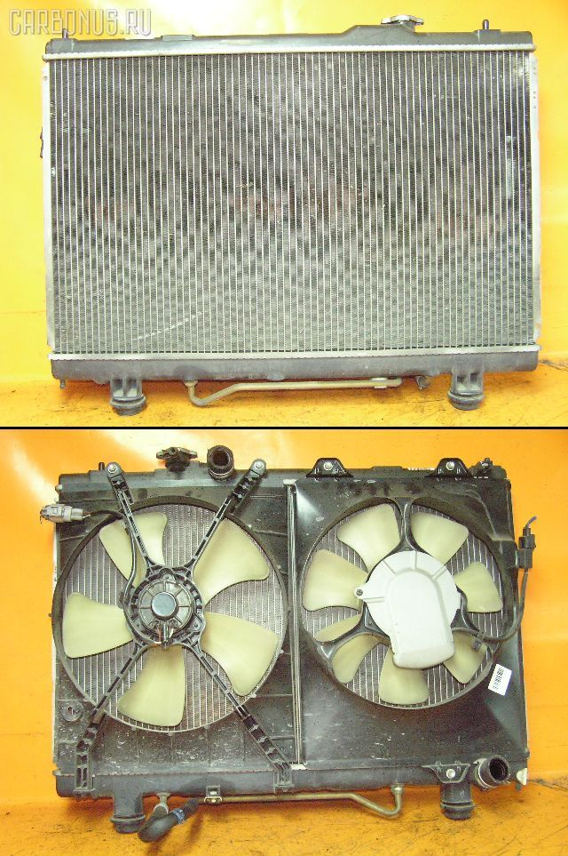 Радиатор ДВС TOYOTA GAIA SXM15G 3S-FE. Фото 8