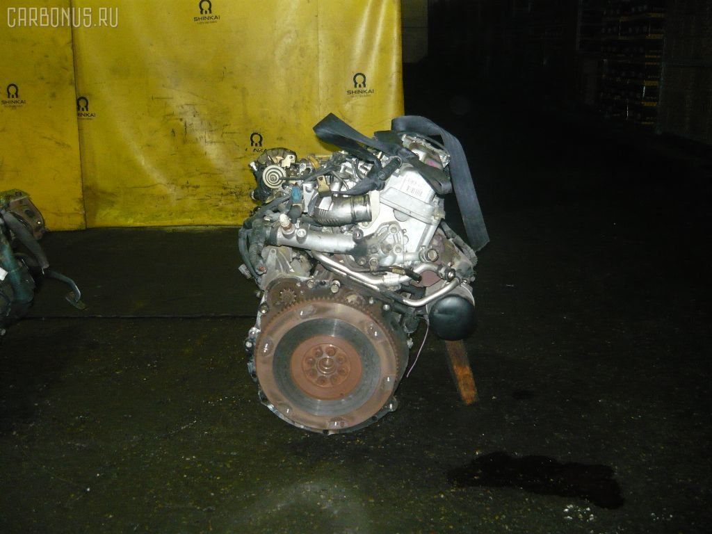 Двигатель TOYOTA CALDINA CT198V 2C. Фото 3