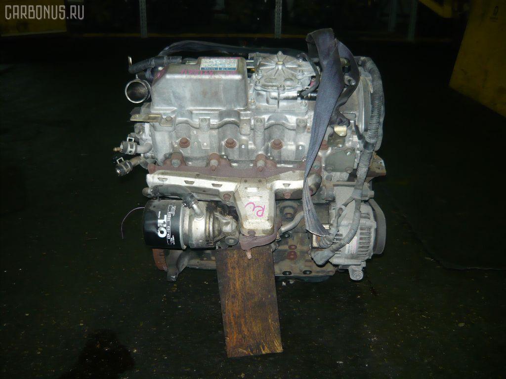 Двигатель TOYOTA CALDINA CT198V 2C. Фото 4
