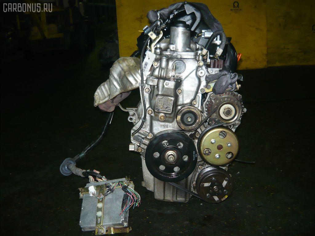 Двигатель HONDA FIT GD1 L13A. Фото 2